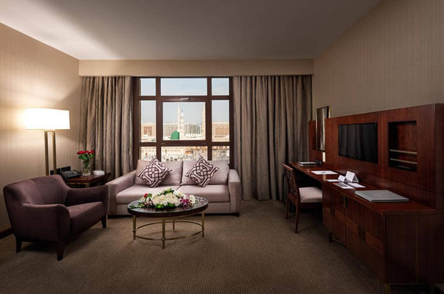 Coral Al Madinah Hotel Featured
