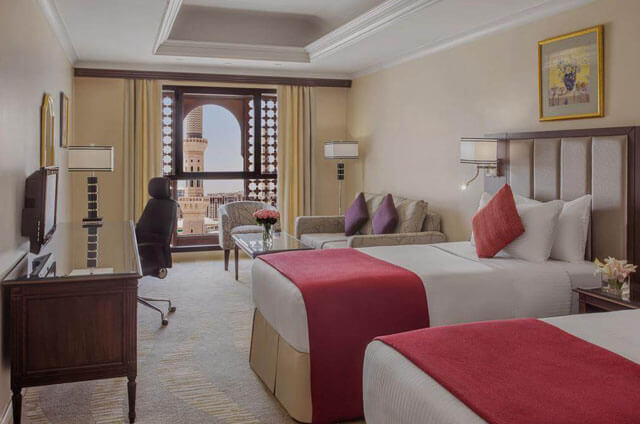 Dar Al Eiman Inter Continental Hotel Featured