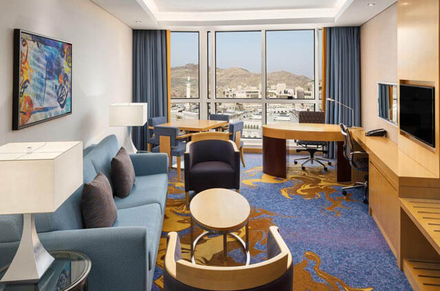 Sheraton Makkah Jabal Al Kaaba Featured