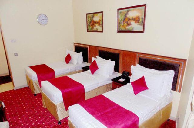 Taiba Al Deafah Hotel Featured