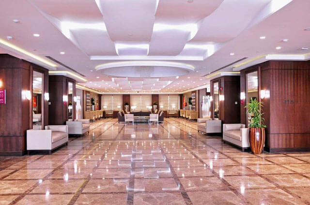 Crowne Plaza Madinah Hotel Featured