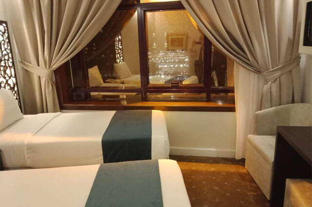 Rayanat Ajyad Hotel Featured