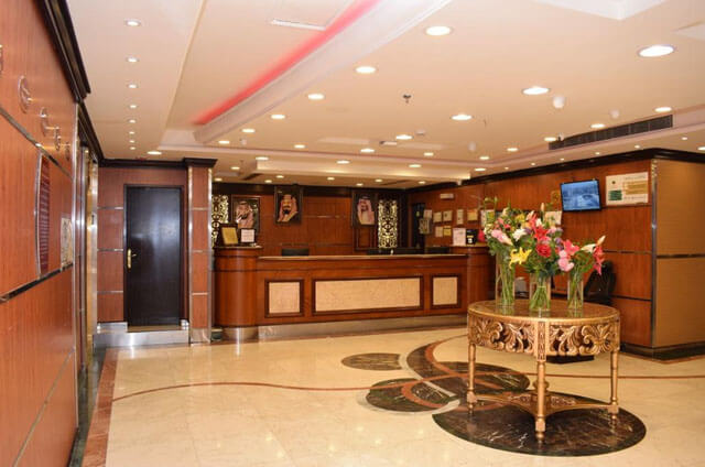 Al Salihiya Hotel Featured