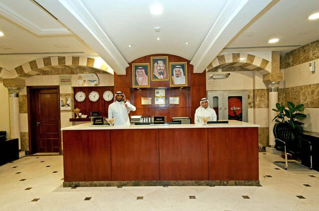 Dar Al Eiman Al Manar Hotel Featured
