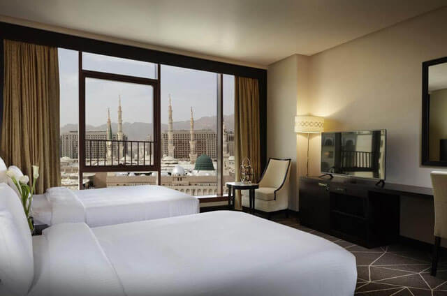 Pullman Zamzam Madinah Featured